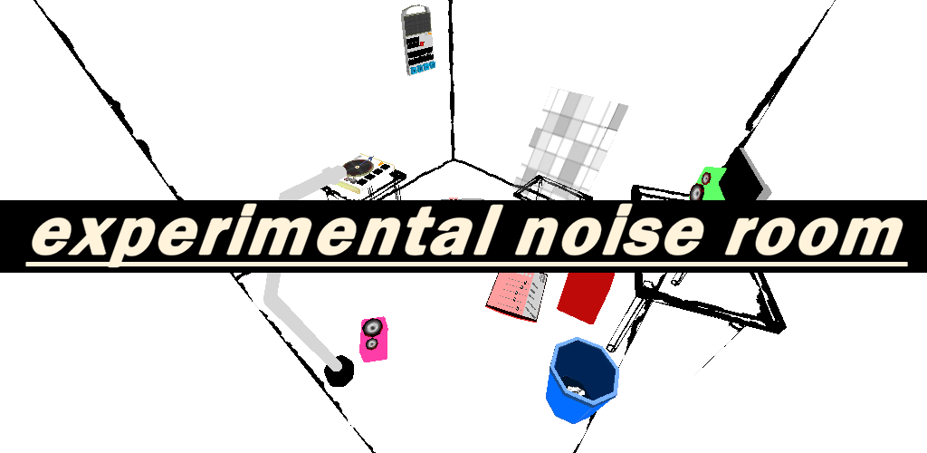experimental noise room icon